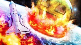 IL GIORNO DEL GIUDIZIO - Universe Sandbox²