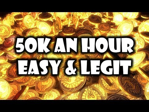 ESO - Make 50k gold an hour legit and easy