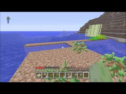 Minecraft Xbox 360 - Farming On Mycelium (Mycelium Tutorial)