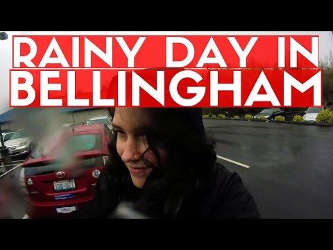 RAINY ADVENTURE IN BELLINGHAM, WA