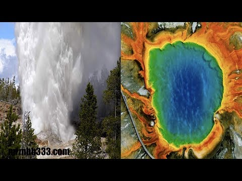 Ominous connection with Yellowstone's Steamboat Geyser eruptions...
