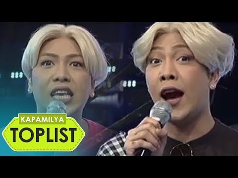 Kapamilya Toplist: 12 'Qiqil' moments of Vice Ganda about love that brought us in a 'feels-trip'