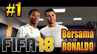 AWAL YANG BARU!! :D - FIFA 18 The Journey (1)