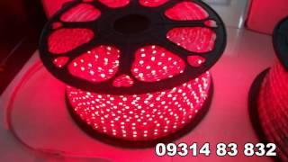 Đèn led dây 5050 220v  trang trí ngoài trời ( led strip light)