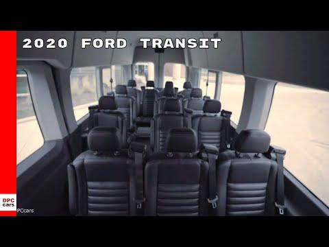 2020 Ford Transit Van & Cargo