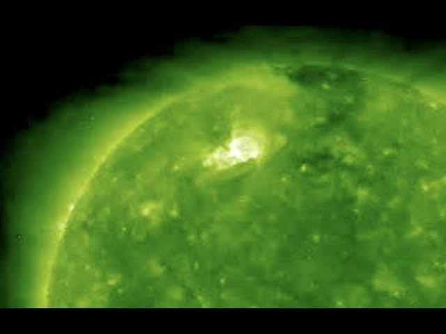 Big Solar Flare, Calling-Out NASA, Ozone Extinction | S0 News May.29.2020