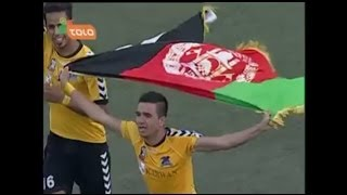 RAPL 2013: Shaheen Asmayee VS Simorgh Alborz - Final match - Highlight