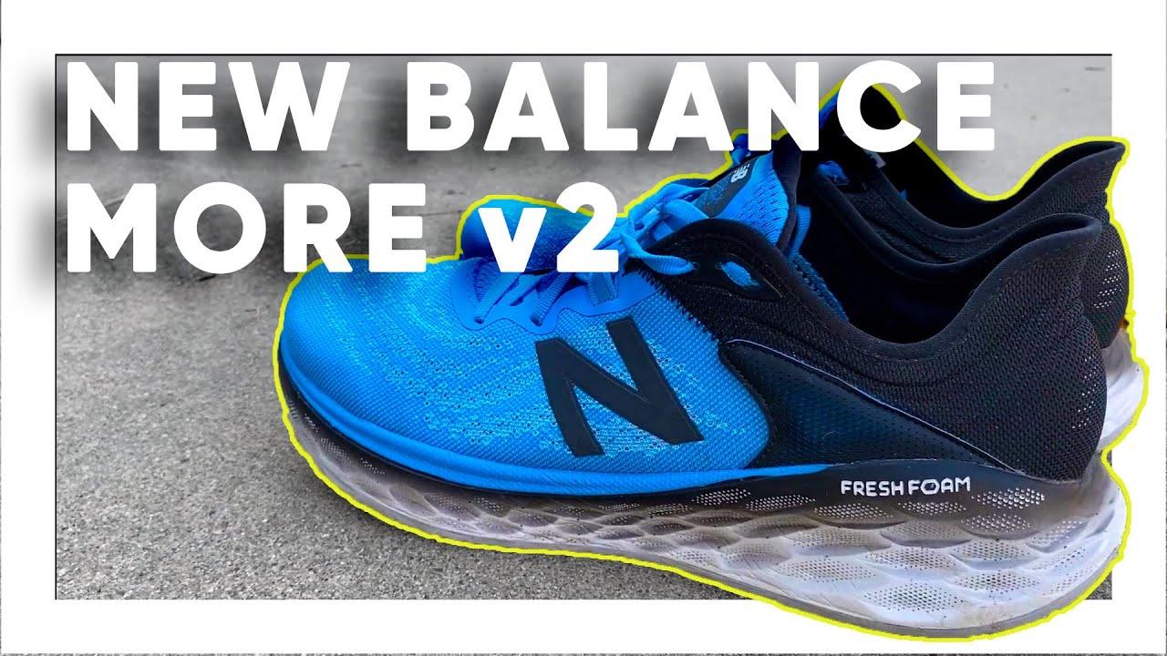 New Balance Fresh Foam More v2 Review - Sometimes more is better.