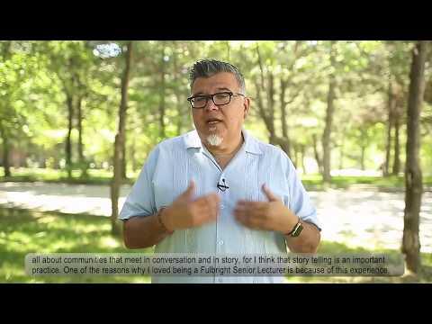 2016-2017 Senior Lecturer Dr. Santiago Vaquera-Vasquez's Grant Experience