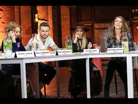 'Younger' | What other character would you play? (Hilary Duff, Sutton Foster, Nico Tortorella)