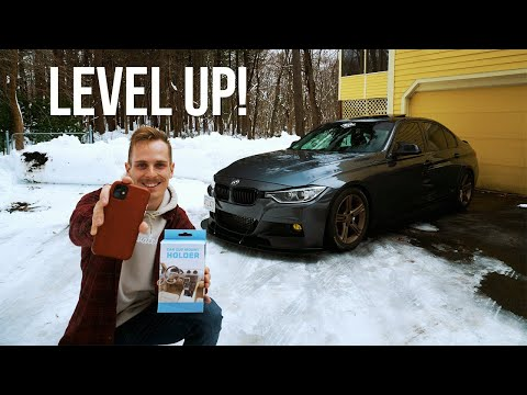 new-phone-accessories-in-the-bmw-f30!