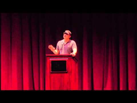 Robert Rodriguez Speech