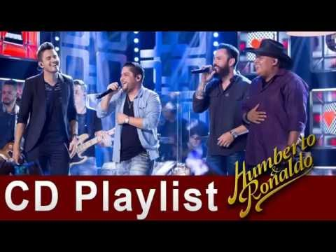 CD Playlist – Humberto e Ronaldo (Ao Vivo) 2016