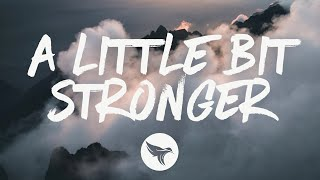 Sara Evans - A Little Bit Stronger (Lyrics)