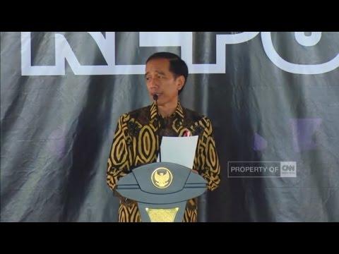 Jokowi Soal Pungli:  Yang Kecil-kecil Biar Urusan Saya...