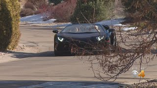 Christmas Surprise: Lamborghini Lends Luxury Car To Erie Family That 3-D Printed Vehicle