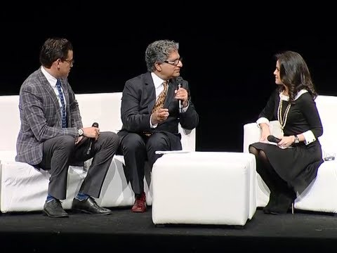 Wellbeing and Visionary Leadership | Deepak Chopra in Mexico City 2013