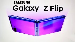 Samsung Galaxy Z Flip - ОФИЦИАЛЬНЫЙ ТРЕЙЛЕР!