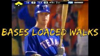 MLB Bases Loaded Intentional Walks