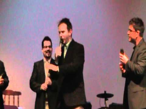 Driven Quartet sings Forgiven Forever