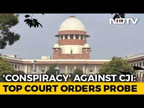 Retired Judge To Probe 'Conspiracy' Against Chief Justice: Supreme Court
