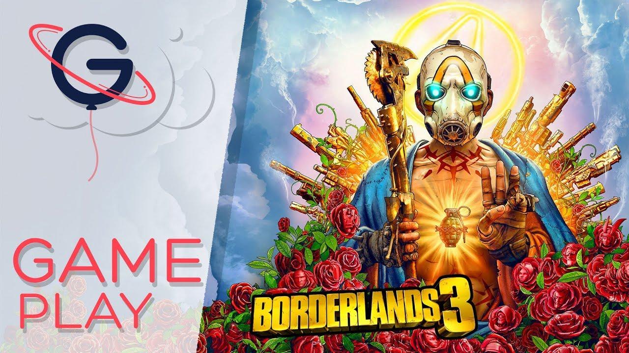 Download BORDERLANDS 3 - Gameplay FR