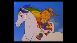 """Regina im Regenbogenland (1985 """"Rainbow Brite and the Star Stealer"""") Trailer deutsch / german VHS"""