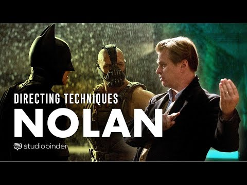 How Christopher Nolan Writes And Directs A Movie | The Director's Chair