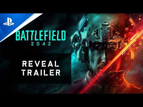 Battlefield 2042 -  Reveal Trailer (ft. 2WEI) | PS5, PS4