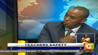 The Big Question : Teachers Safety