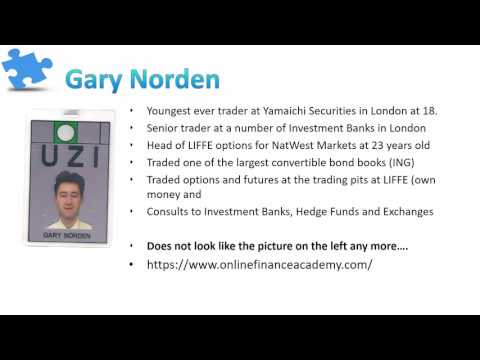 Professional Trader Q&A - Gary Norden (Recording)