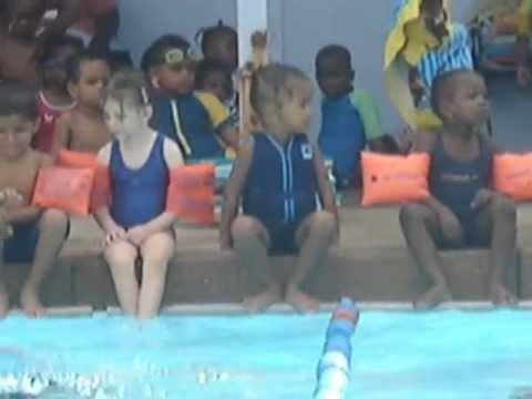Christian Gakibe -- Mombasa Academy Swim Gala KG Best Jump
