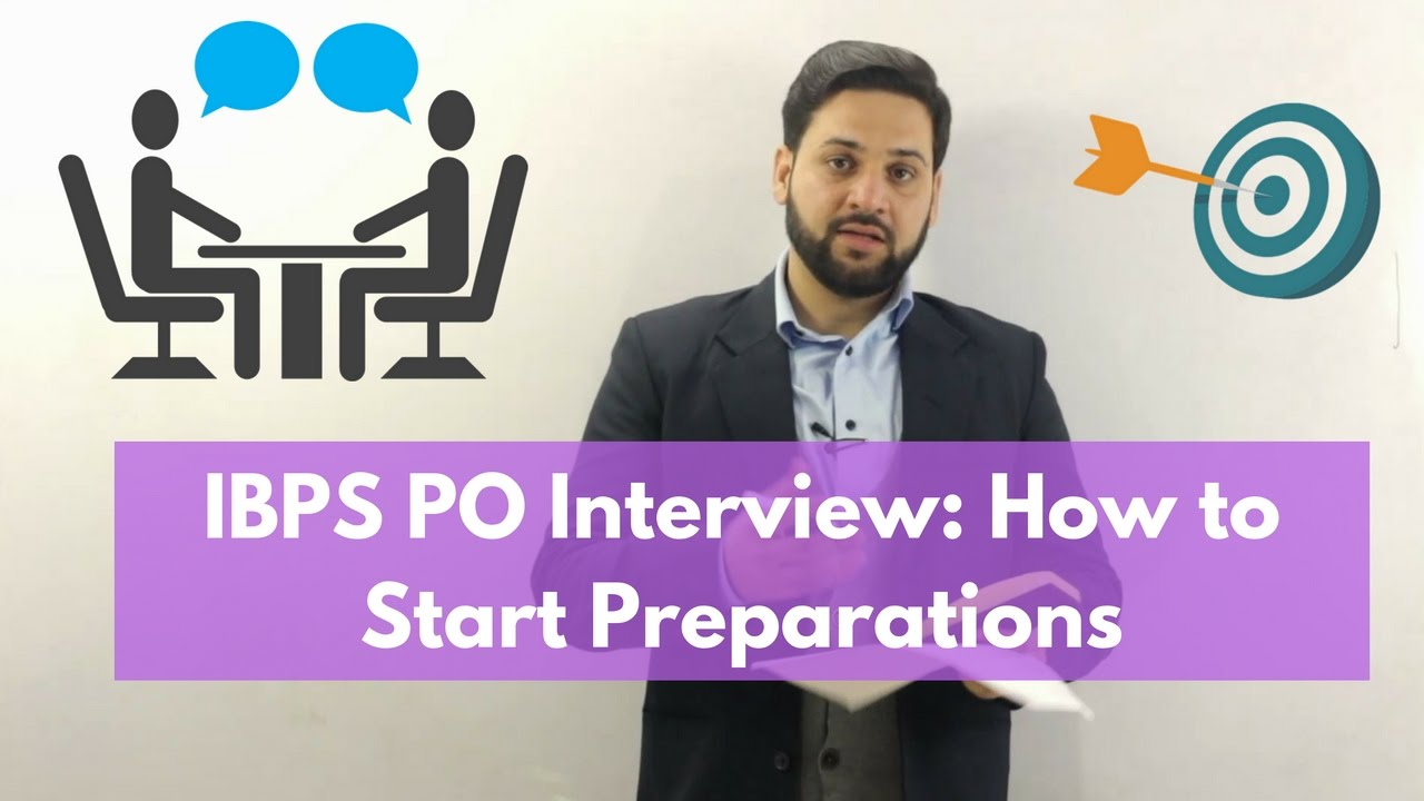 ibps po interview how to start preparations