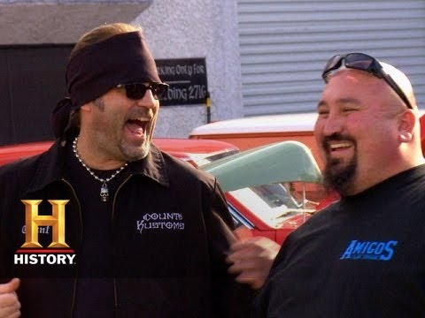 Counting Cars: Danny Reveals the Riviera