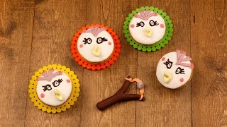 Angry Birds Matilda Muffin - Dr. Oetker