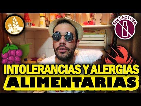 INTOLERANCIAS Y ALERGIAS ALIMENTARIAS || El Niño del Ukelele