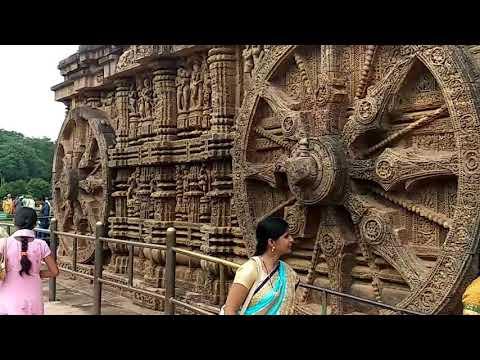 Puri- Konark- Bhubaneswar Trip