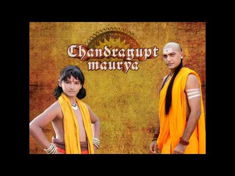 Chandragupt Maurya Chanakya Theme song in HD