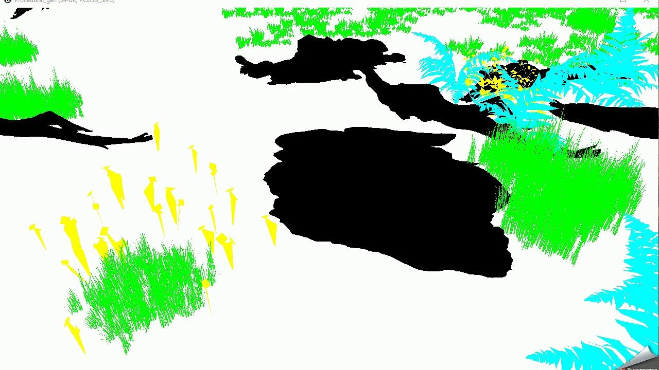 Generating image segmentation datasets with Unreal Engine 4
