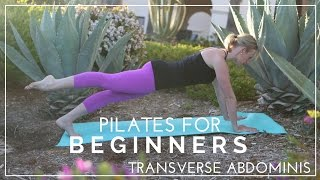 Pilates For Beginners: part two (transverse abdominis)