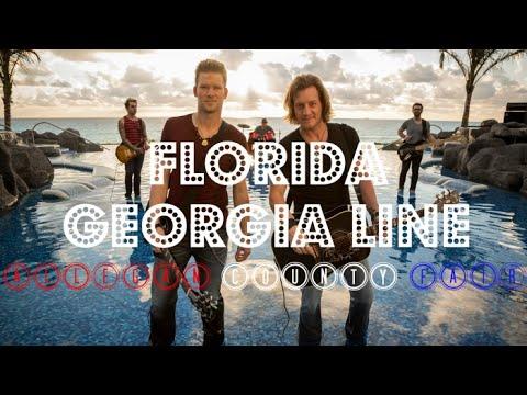 Florida Georgia Line; Allegan County Fair 2014