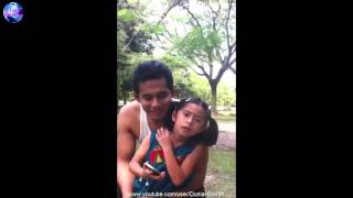 Kenangan Mia Sara Nasuha Bersama Papa Fizo Sewaktu Shooting Cinta Buat Emelda