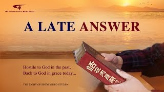 "Gospel Movie ""A Late Answer"""