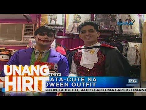 Unang Hirit: Nakakata-cute na Halloween Outfit
