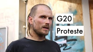 Was denken Linke über die G20-Proteste in Hamburg? Doku: Was ist los mit dir, Deutschland thumbnail