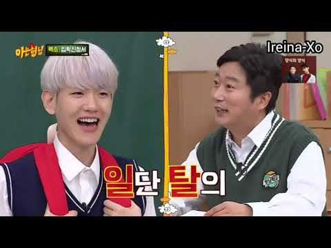 191205 (INDO SUB) EXO @ KNOWING BROTHERS | Full Cek Description
