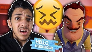 الجار الكريييييه🏠...( يااااااا بثثثثثثثثررر😖).!!! Hello Neighbor I