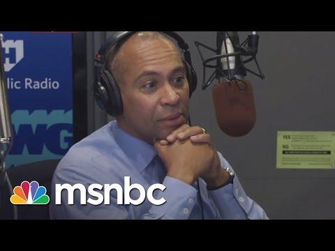 Obama's Surprise Call To Gov. Deval Patrick | msnbc