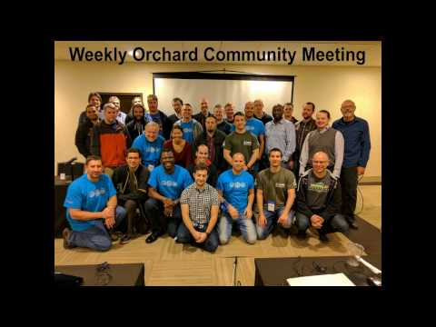 Orchard Podcast: 2nd of May, 2017