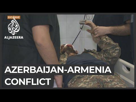 Azerbaijan-Armenia: More Casualties In Nagorno-Karabakh's Main City